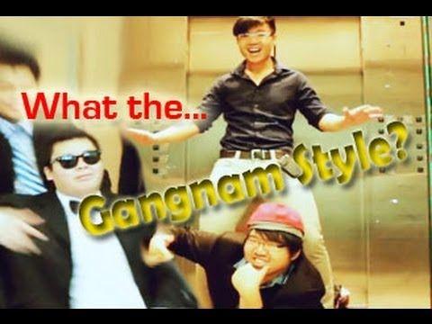 GANGNAM STYLE !!!!