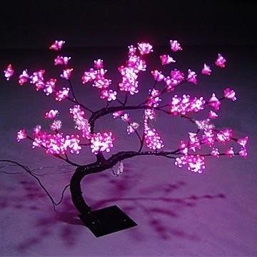 Cherry Blossom lamp. I need one!