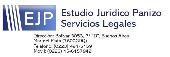 DERECHO CIVIL, FAMILIA, COMERCIAL, LABORAL, PREVISIONAL, JUBILACIONES, PENSIONES, REAJUSTES, ADMINISTRATIVO, TRIBUTARIO, DERECHO DE SALUD, POLITICAS SANITARIAS, PENAL, PENAL ECONOMICO, PENAL TRIBUTARIO, INFORMATICO. ESTUDIO MULTIDISCIPLINARIO: Conformamos un Equipo de Trabajo que brinda Servicios Jurídicos, Inmobiliarios, Contable impositivos y Gestoría. Asesoramiento, Convenios, Juicios, Patrocinio en Mediaciones - Consultas y Servicios Jurídicos Personales y A Distancia