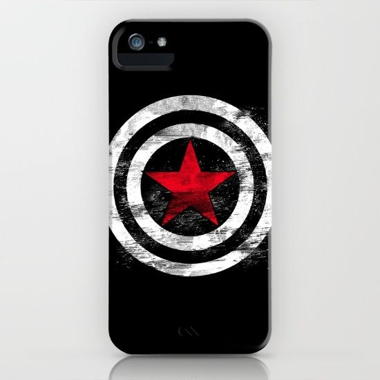 Winter Soldier iPhone & iPod Case