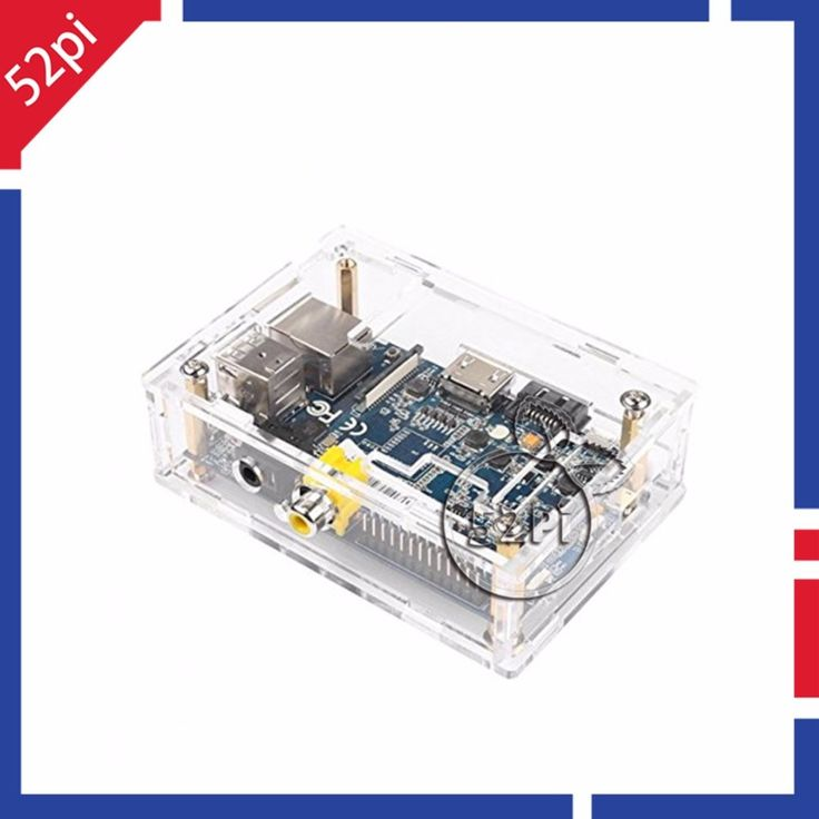 ==> [Free Shipping] Buy Best Banana Pi R1 BPI-R1 Smart Home Open-Source Wireless Router  5V 2.5 EU Power Supply  25dB Antenna  Acrylic Case Enclosure Online with LOWEST Price | 32810805516