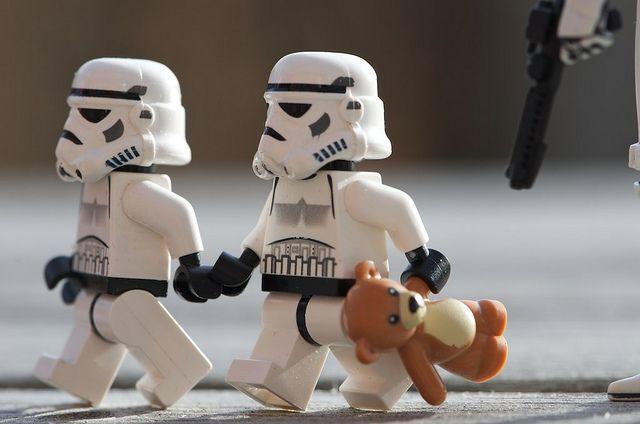 Cute Stormtroopers