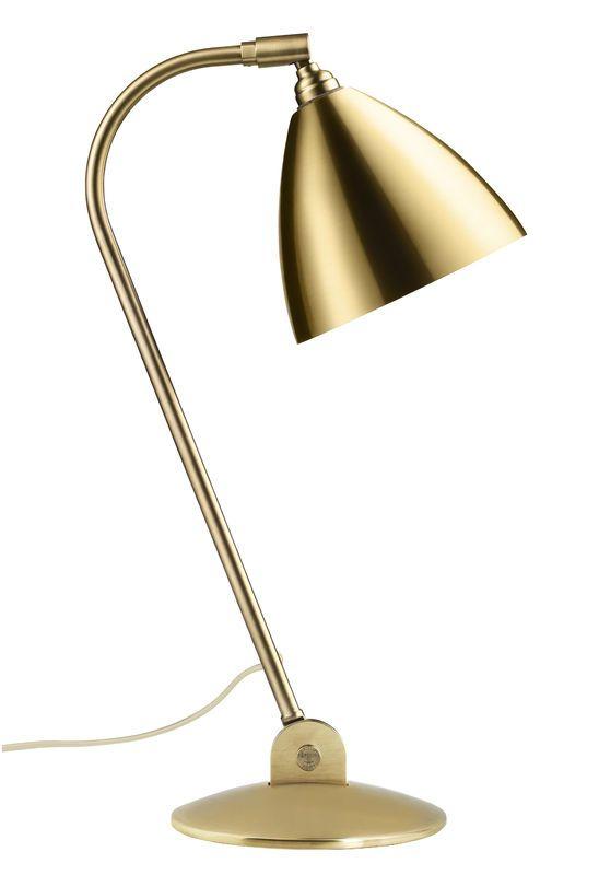 GUBI // Bestlite BL2 Table Lamp in all brass