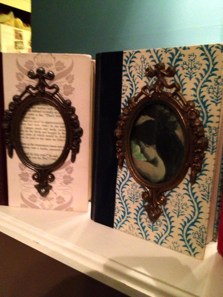My readers digest book frames