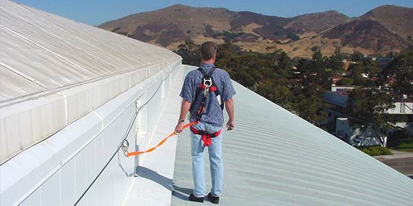Pin On Rooftop Safety And Access