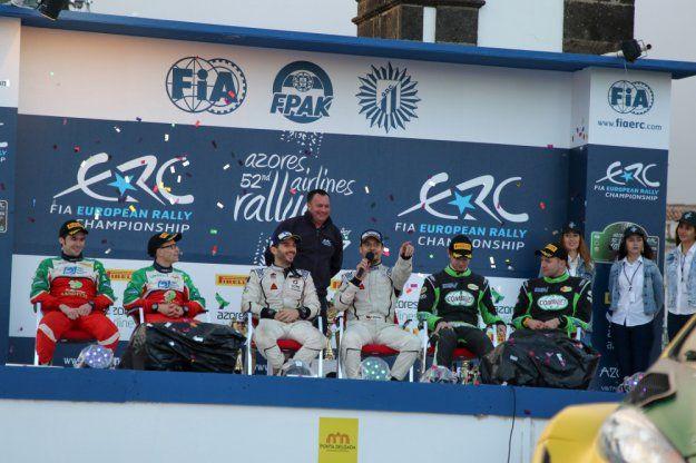 Mimo wypadku 6 punktów dla naszego mistrza https://www.moj-samochod.pl/Sporty-motoryzacyjne/Mierny-rajd-w-wykonaniu-polskich-kierowcow #RallyAzores #fiaerc