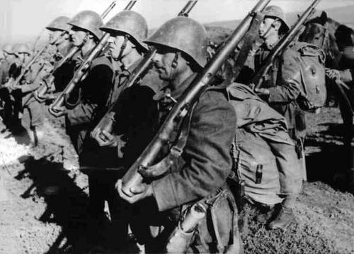 Romanian Infantry WW2, pin by Paolo Marzioli