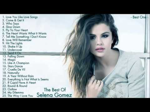 Selena Gomez The Best Of Greatest Hits 2015