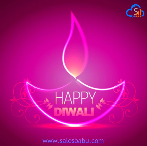 We Believe In Giving, We Give, We Shine! Celebrate This Diwali With SalesBabu CRM that give and shine, Happy Diwali to all our valuable Customers!!!  salesbabu.com #Festival #Diwali #Happydiwali #happycustomers #MyDiwaliMoto