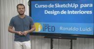 Curso de SketchUp para Design de Interiores Faça o Curso de SketchUp para Design de Interiores com desconto no IPED, por apenas R$ 89.9 e melhore seu currículo na área de Arquitetura e Engenharia.. Por apenas 89.90