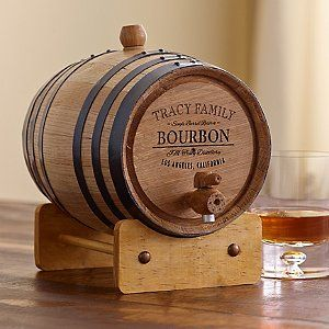 The time and expense of oak barrel aging at home is now a thing of the past.   Newly designed handmade American White Oak mini barrels are decorative & functional. With working spigots and bungs, these solid oak barrels are designed to enhance the flavor of your whiskey or wine.  Our oak barrels come in a variety of sizes, specifically designed for the home-brewer/distiller and micro-brewer/distiller.