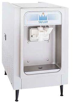 frozen custard machine rental