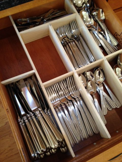 Charming 15 Great Storage Ideas For The Kitchen Anyone Can Do 2. Kitchen Utensil OrganizationOrganizing  Kitchen DrawersOrganize ...