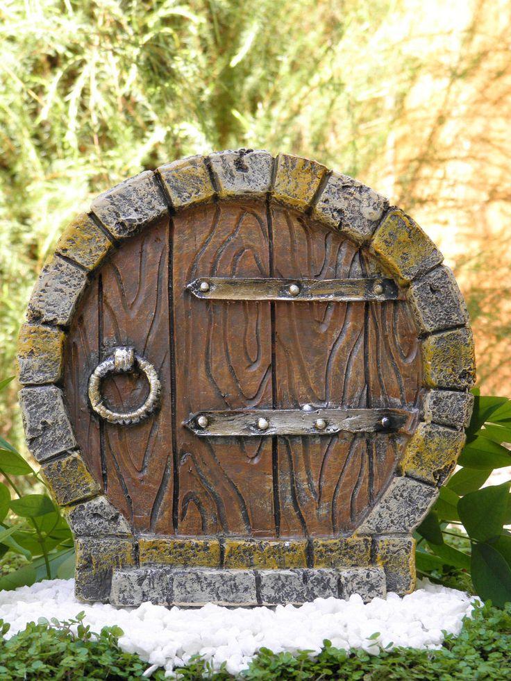 165 best images about fairy garden stuff on pinterest for Outdoor fairy doors australia