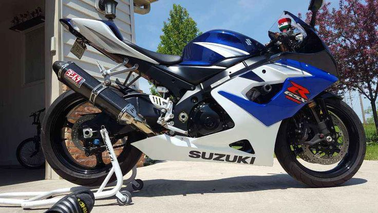 Used 2005 Suzuki GSX-R1000 Motorcycles For Sale in Wisconsin,WI. 2005 Suzuki GSX-R1000, *OFFSITE CONSIGNMENT, MUST MAKE AN APPOINTMENT TO VIEW* FULL YOSHIMURA EXHAUST, POWER COMMANDER, NEWER TIRES, MINT! - We can ship this for $399 anywhere in the Conti US. Give us a call toll free at 877=870-6297 or locally at 262-662-1500. Used Sportbike Racing Preowned Crotch Rocket Naked Standard Street. There will be more pictures available upon request. We also offer great financing terms for…