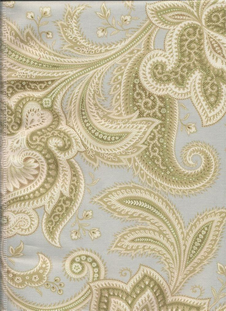 Top 25 Ideas About Paisley Print Amp Woven Weaves Fabric