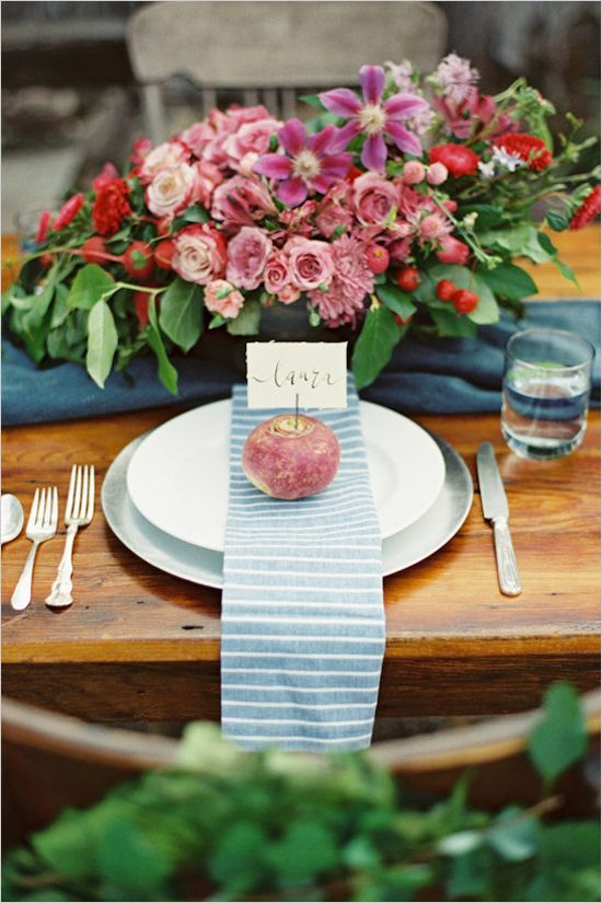 farm to table wedding ideas le bash design laurelyn savannah photography via