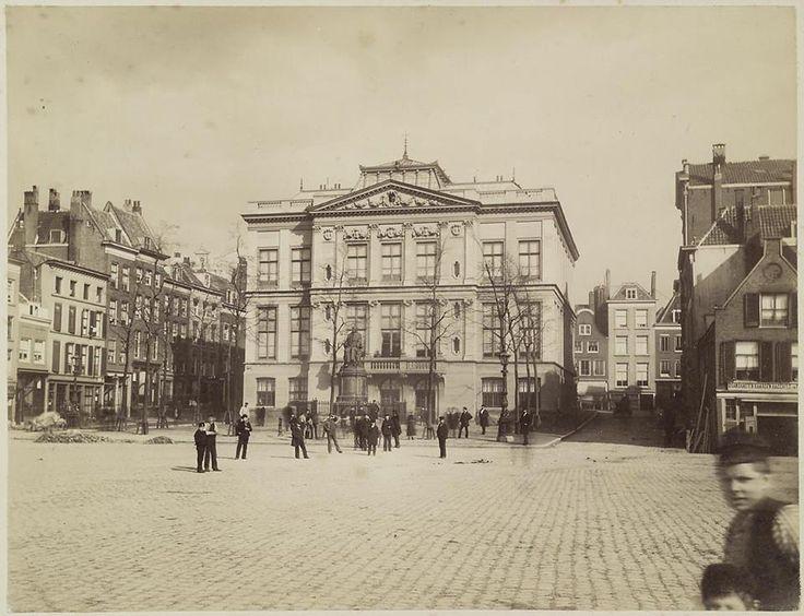 Schielandshuis, het enige gebouw uit de zeventiende eeuw dat nog in het centrum van Rotterdam staat.