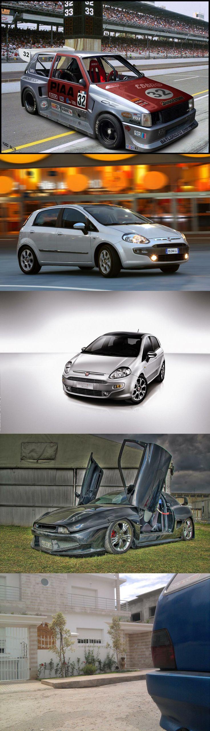 Fiat uno turbo fiathtml