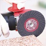 KGS Semi-flexible Abrasive Discs for manual grinding applications.