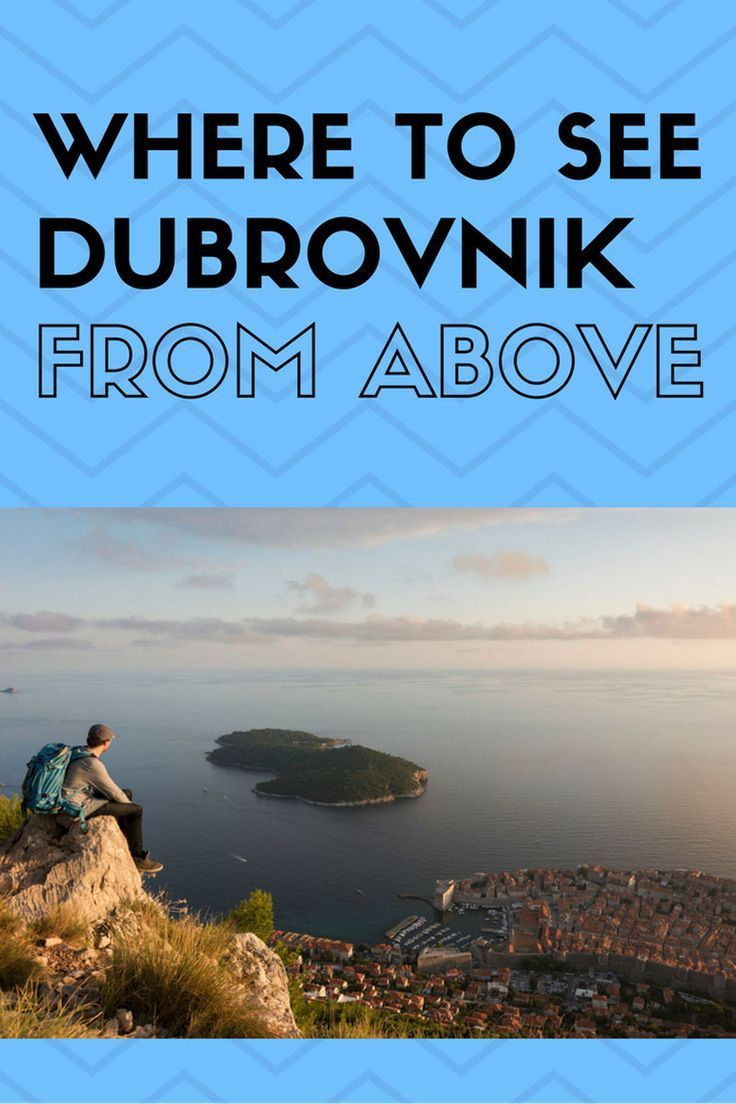 Hiking the Via Dinarica in Croatia, eating on Sipan Island and where to see Dubrovnik from above!
