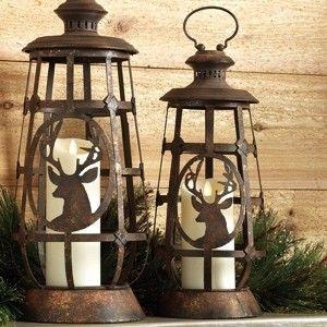 Deer Candle Lantern