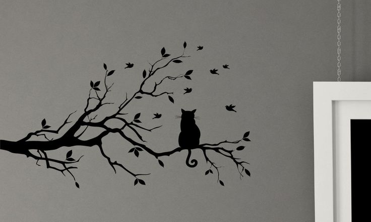 Pin By Helga Bleyaert On Cats Wall Stickers Home Decor