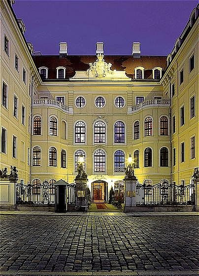 Hotel Taschenbergpalais Kempinski  Dresden, Germany