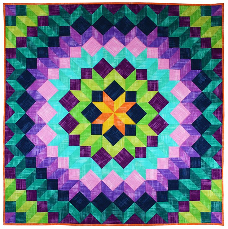1000+ images about Free Quilt Patterns on Pinterest Triangle quilts, Quilt designs and Mccall ...