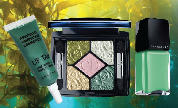 Aqua Culture: brands inclining towards tints of teal & turquoise this season