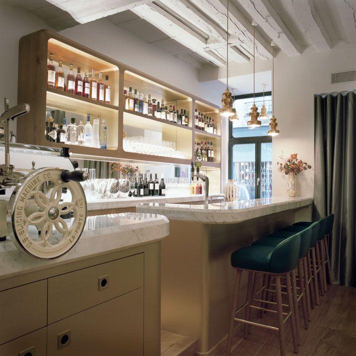 'Le Sergent Recruteur' Restaurant By Jaime Hayon in Saint-Louis, Paris, France | http://www.yatzer.com/Le-Sergent-Recruteur-Jaime-Hayon-Saint-Louis-Paris