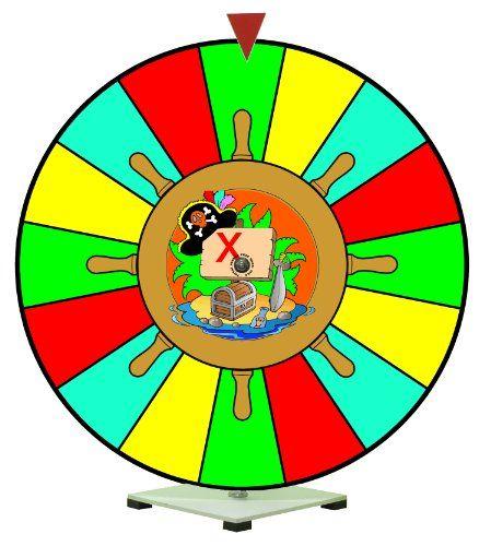 7 Best Prize Wheel Ideas Images On Pinterest
