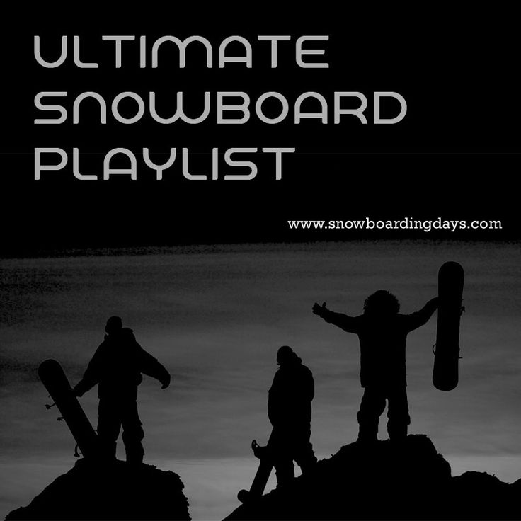 Snowboarding Music - Best songs to shred along to | Snowboarding Days - Snowboard Pictures | Wallpapers | Videos | Articles