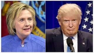 Image copyright                  AFP Image caption                                      Clinton y Trump tienen millonarios apoyándolos.                                Ser rico no sólo es una cuestión de dinero, sino también de poder e influencia.  Por eso, muchos hombres y mujeres de negocios en Estados Unidos no temen tomar posiciones y poner parte de su fortuna a disposición de los candidatos a las elecciones presidenciales. Tan dividi