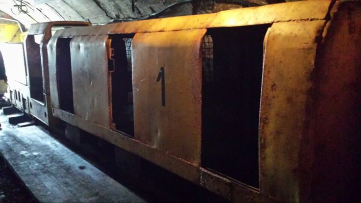 Kopalnia Nowa Ruda - Podziemna trasa turystyczna