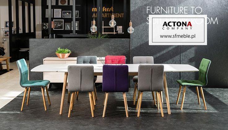 Krzesła - nowoczesne, do Jadalni, do Salonu • Sklep SfMeble®