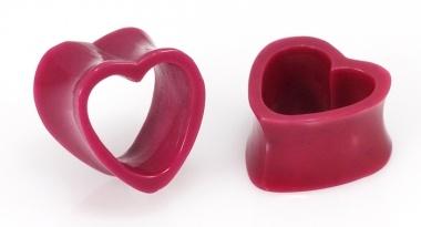 Pink Heart 20mm