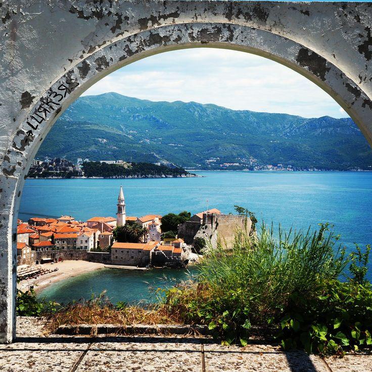 Budva, Old town (Montenegro) - null