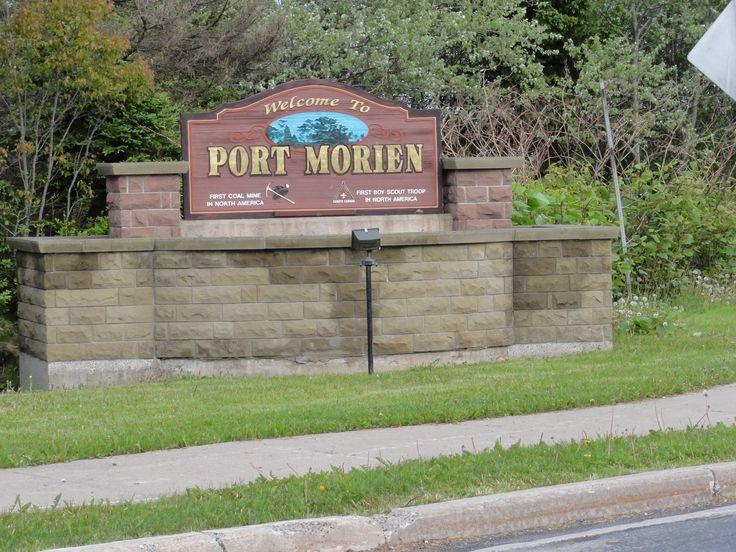Port Morien, Cape Breton Nova Scotia