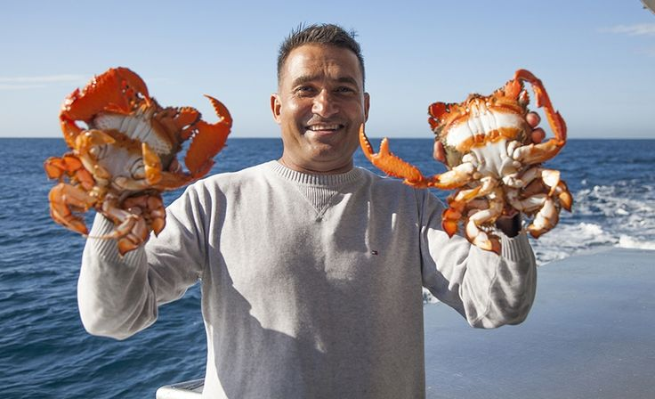 Celebrity chef Peter Kuruvita brings a taste of Queensland to television screens on SBS.