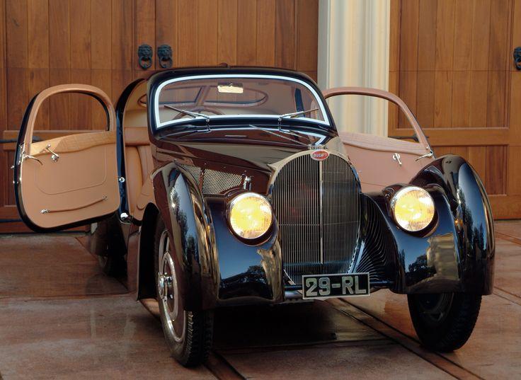 1931 Bugatti Dubos Type 51 Coupé