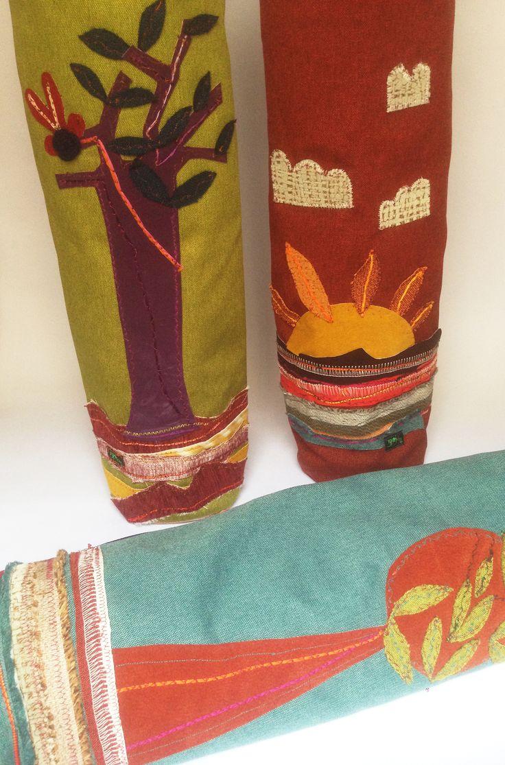 Unique Yoga Mat Bags. Visit www.baraduo.com