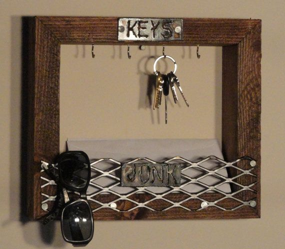 boite a clefs maison du monde cheap antiguos cubiertos asta cuchara y tenedor antigedades. Black Bedroom Furniture Sets. Home Design Ideas