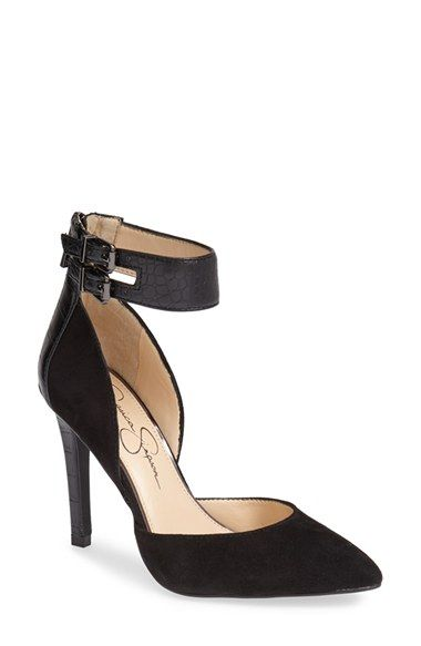 Jessica Simpson 'Veday' d'Orsay Pump | Nordstrom shoe sale.