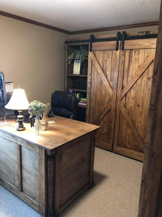 Custom Desk / Office Furniture / Desk / Farmhouse / Custom ...