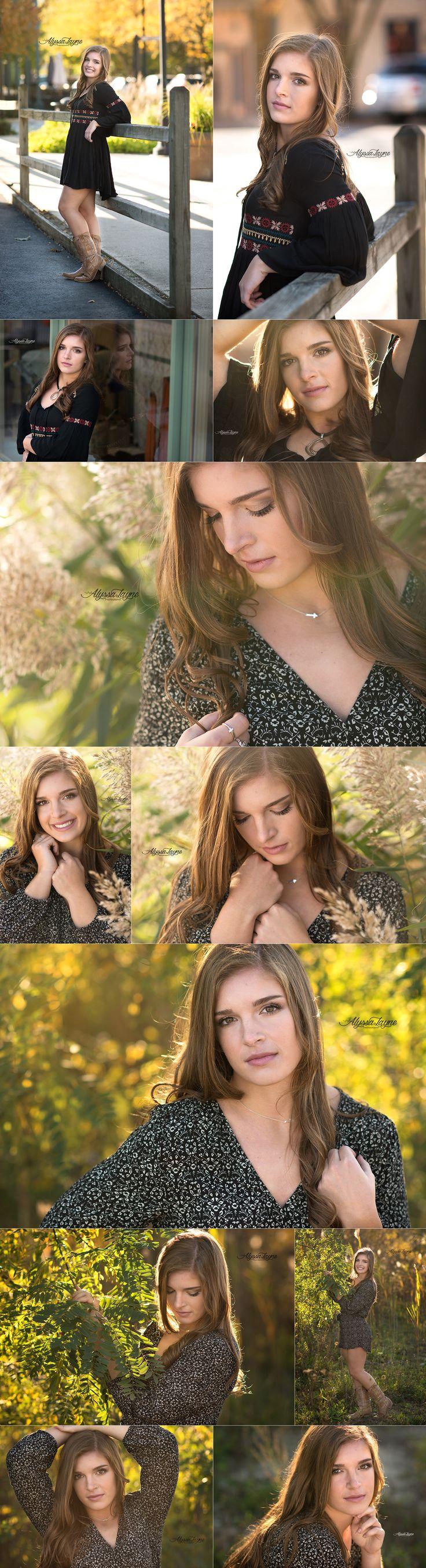 Alyssa Layne Photography | Paige | Senior Poses | Illinois Senior Photographer