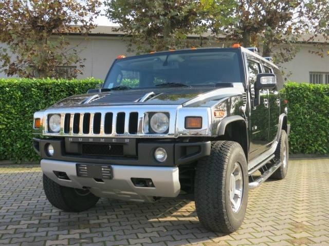 Hummer H2 6.2 V8  7 POSTI a 41.000 Euro | Fuoristrada | 58.000 km | Benzina | 293 Kw (398 Cv) | 03/2008