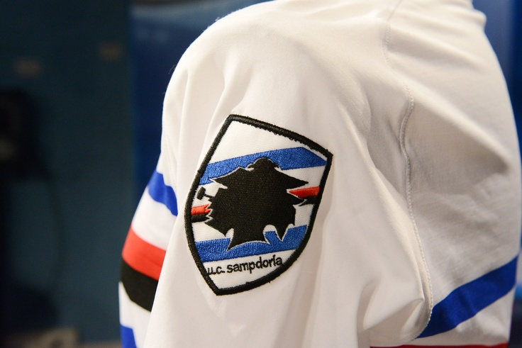 Detail U.C. Sampdoria New Kit Away