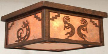 Southwestern Ceiling Lights