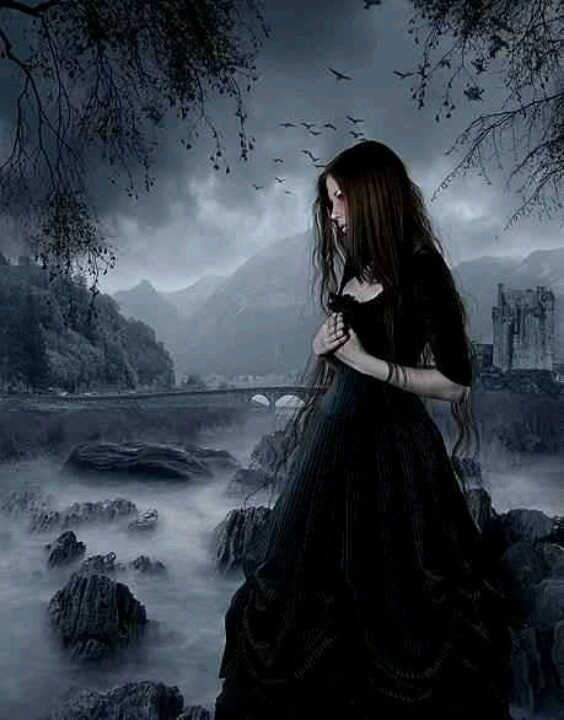 gothic art fantasy artwork - photo #45